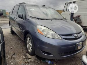 Toyota Sienna 2007 LE 4WD Blue | Cars for sale in Lagos State, Apapa