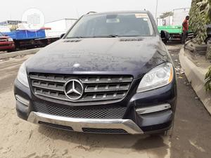 Mercedes-Benz M Class 2014 Blue   Cars for sale in Lagos State, Apapa