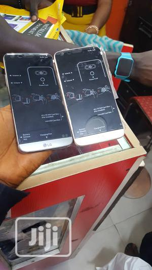 LG G5 32 GB Gray | Mobile Phones for sale in Lagos State, Ikeja