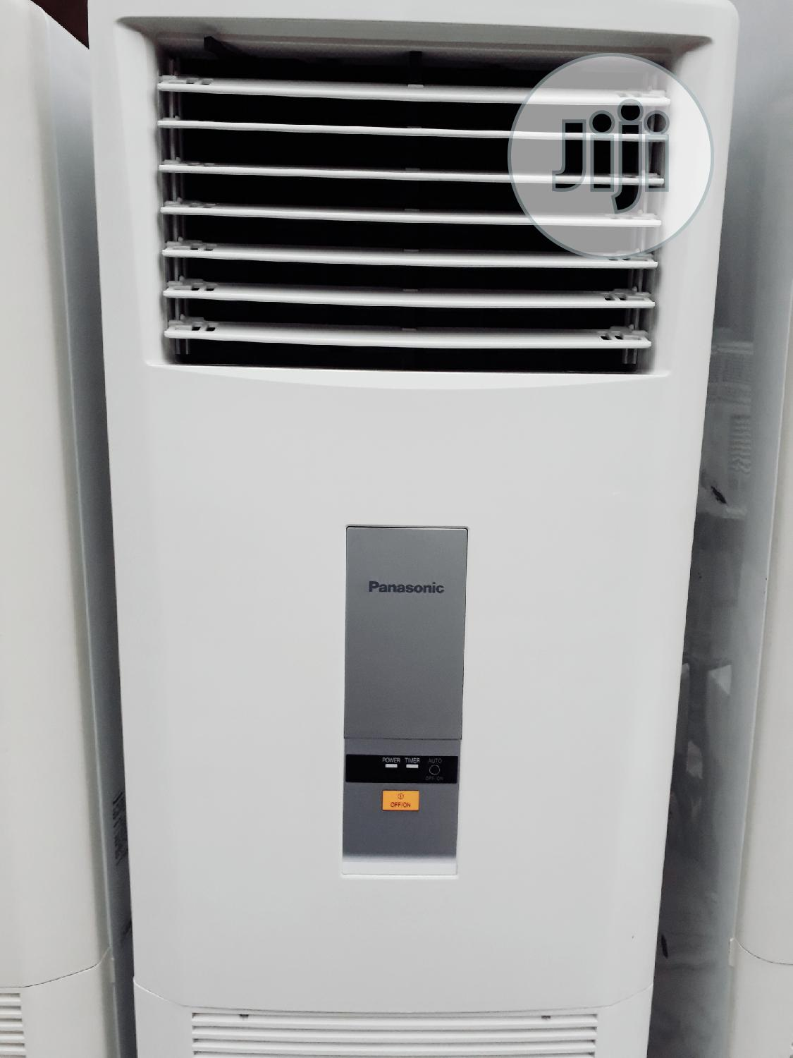 Panasonic 3hp Standing Air Conditioner With 1 Year Warranty | Home Appliances for sale in Lagos Island (Eko), Lagos State, Nigeria