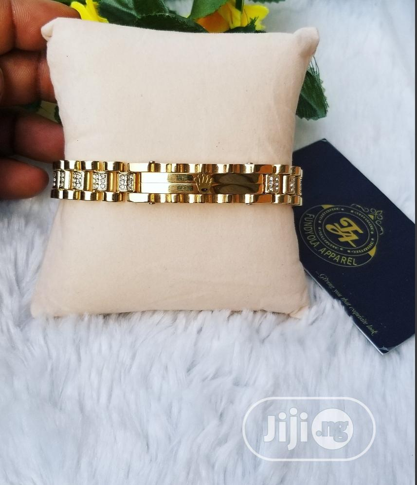 Male Rolex Hand Chain Bracelet | Jewelry for sale in Ajah, Lagos State, Nigeria