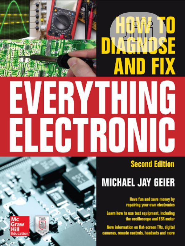 How To Diagnose And Fix Everything Electronic (EBOOK)