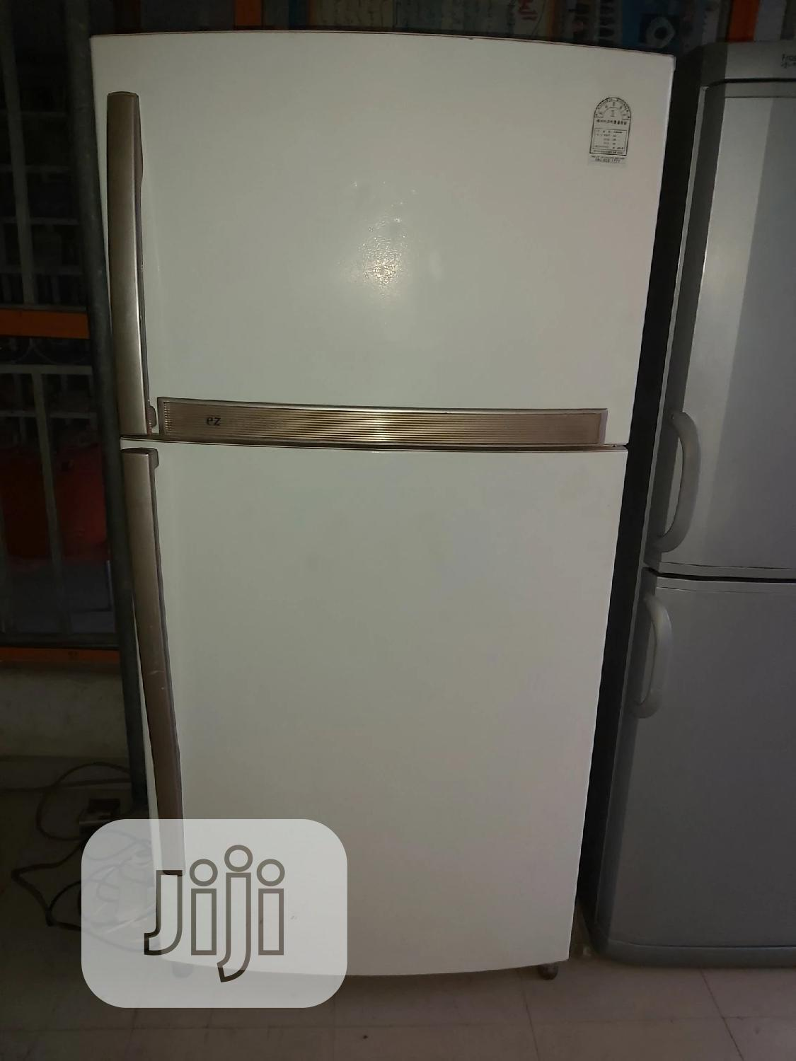 LG Double Door Refrigerator | Kitchen Appliances for sale in Ikorodu, Lagos State, Nigeria