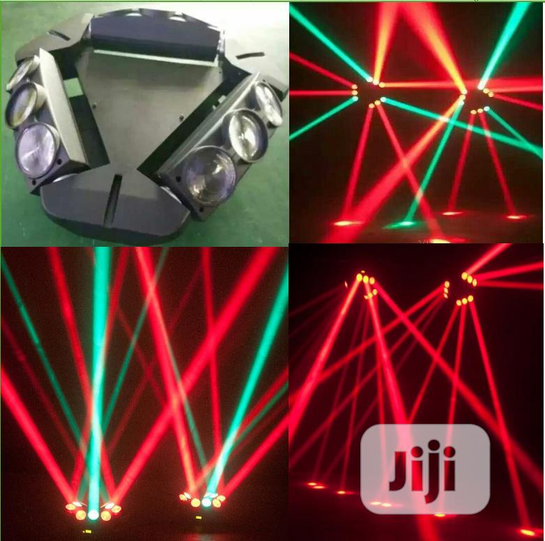 Beam Stage Light With 9 Eyes