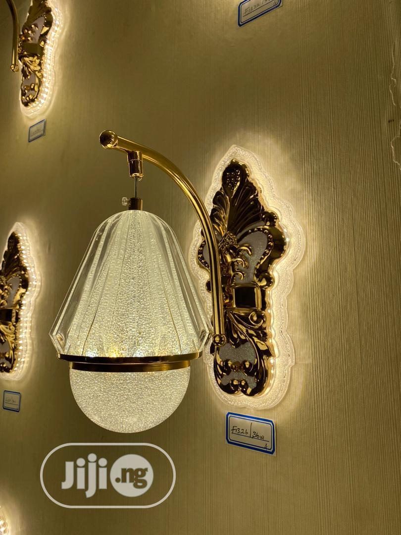 Archive: Beautiful Design Wall Bracket Light