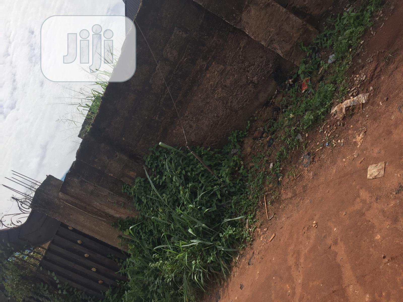 Fenced Land Of 50 By 100 For Sale At Oluku | Land & Plots for Rent for sale in Benin City, Edo State, Nigeria