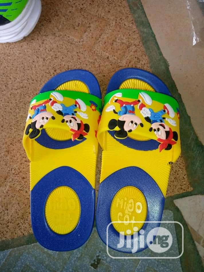 Children Slippers Available In Stock