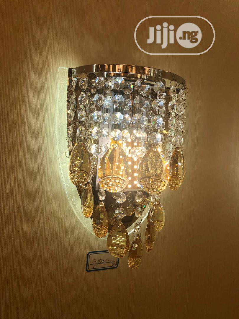 Archive Beautiful Design Fancy Crystal Wall Bracket Light In Magodo Home Accessories Zenton Lighting Ltd Jiji Ng
