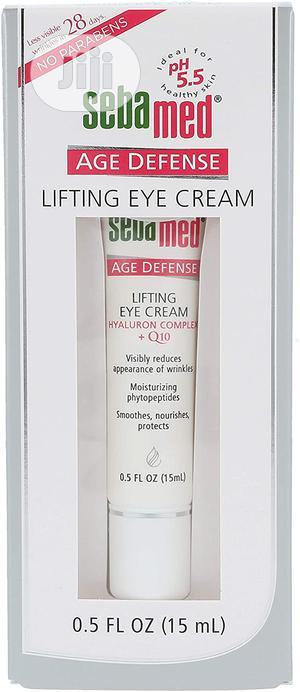 Sebamed Anti-aging Eye Cream Q10, Eye Care 15ml | Skin Care for sale in Lagos State, Surulere
