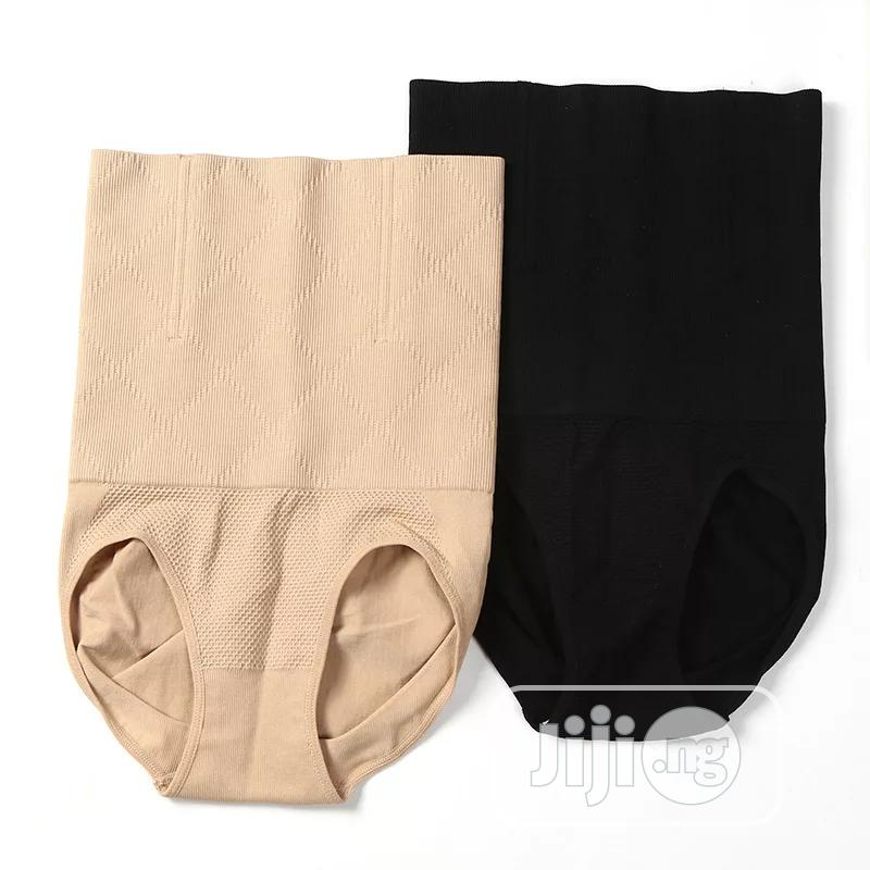 High Waist Tummy Control Panty