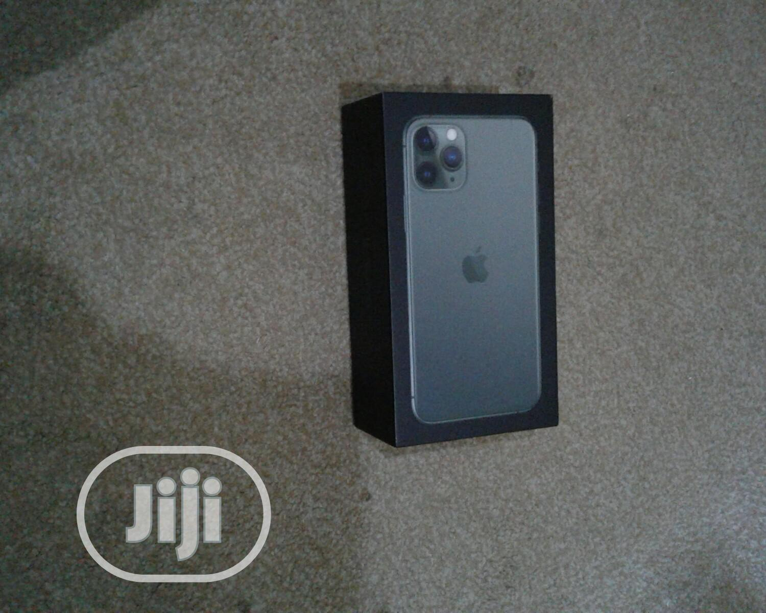 New Apple iPhone 11 Pro 64 GB Green | Mobile Phones for sale in Wuse, Abuja (FCT) State, Nigeria