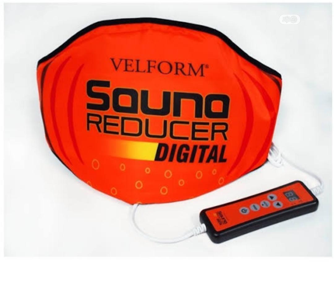 Sauna Reducer Digital Electronic Slimming Belt Velform   Tools & Accessories for sale in Lagos Island (Eko), Lagos State, Nigeria