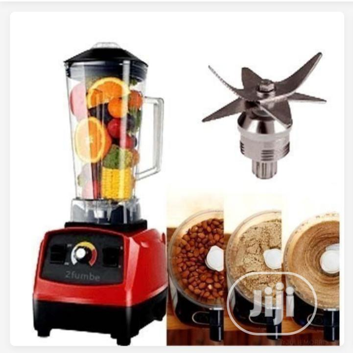 Kenwood Broken Health Food Machine High Commercial Blender
