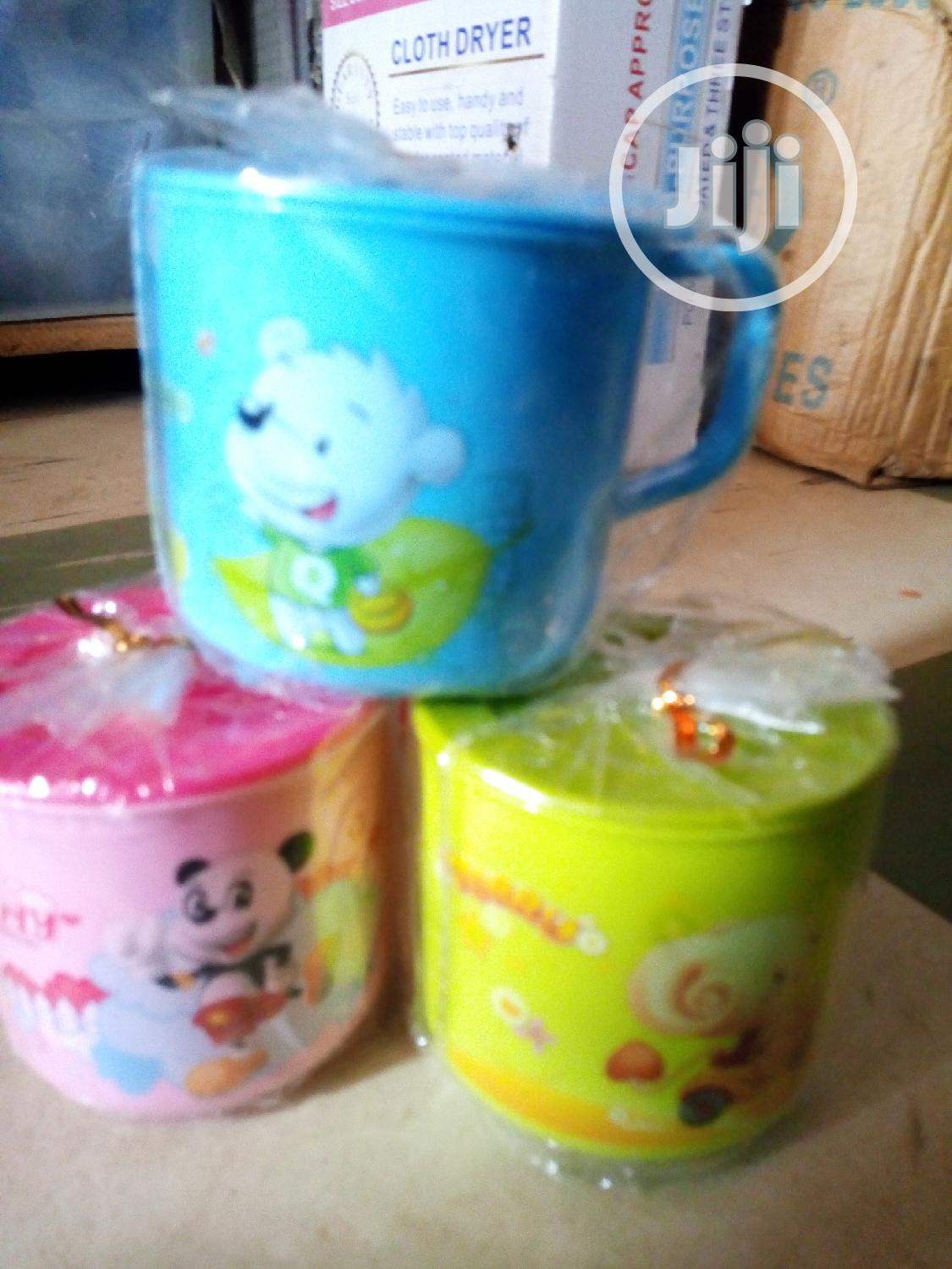 Baby Cups With Lids
