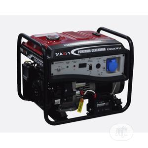 Maxi 10KVA Generator With Key Starter | MAXIGEN E80 KW | Electrical Equipment for sale in Lagos State, Ikeja
