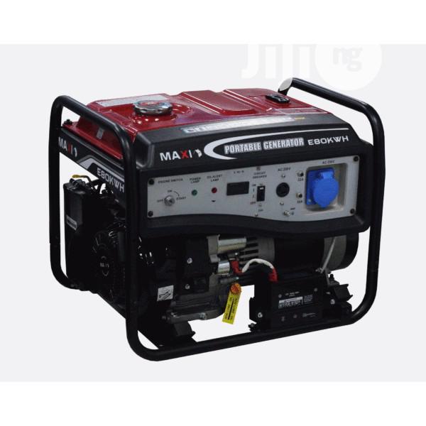 Maxi 10KVA Generator With Key Starter | MAXIGEN EK80