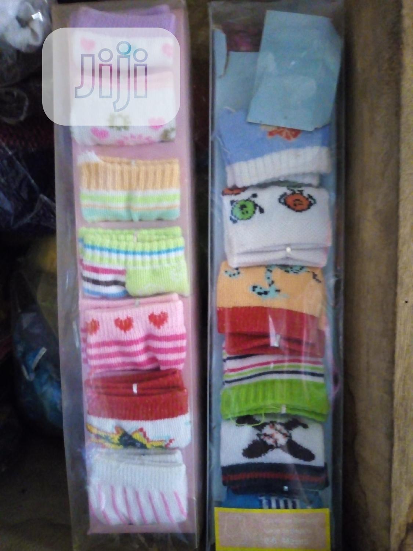 Archive: Baby Socks 7in1