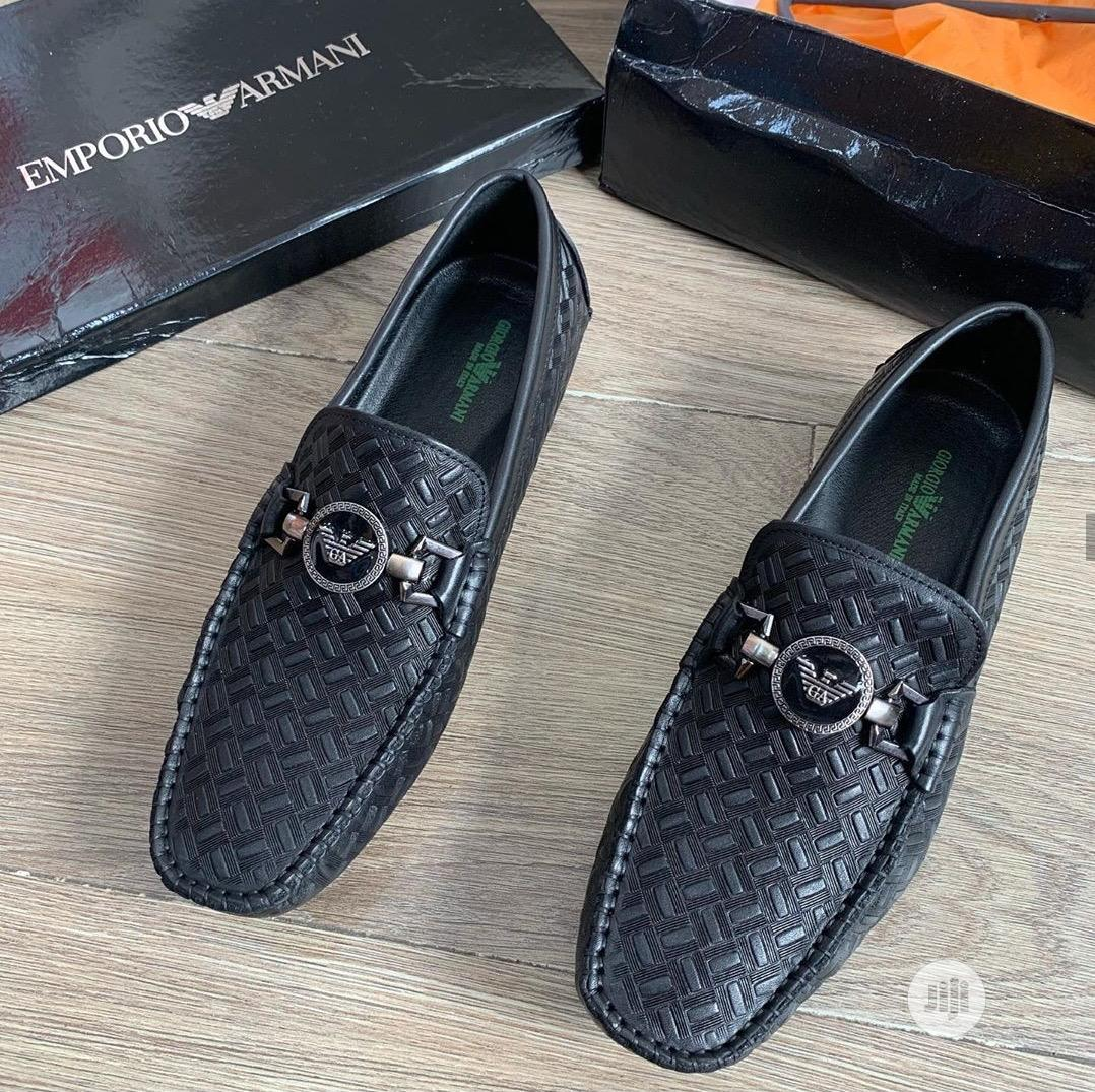 Emporio Armani Loafers Shoes in