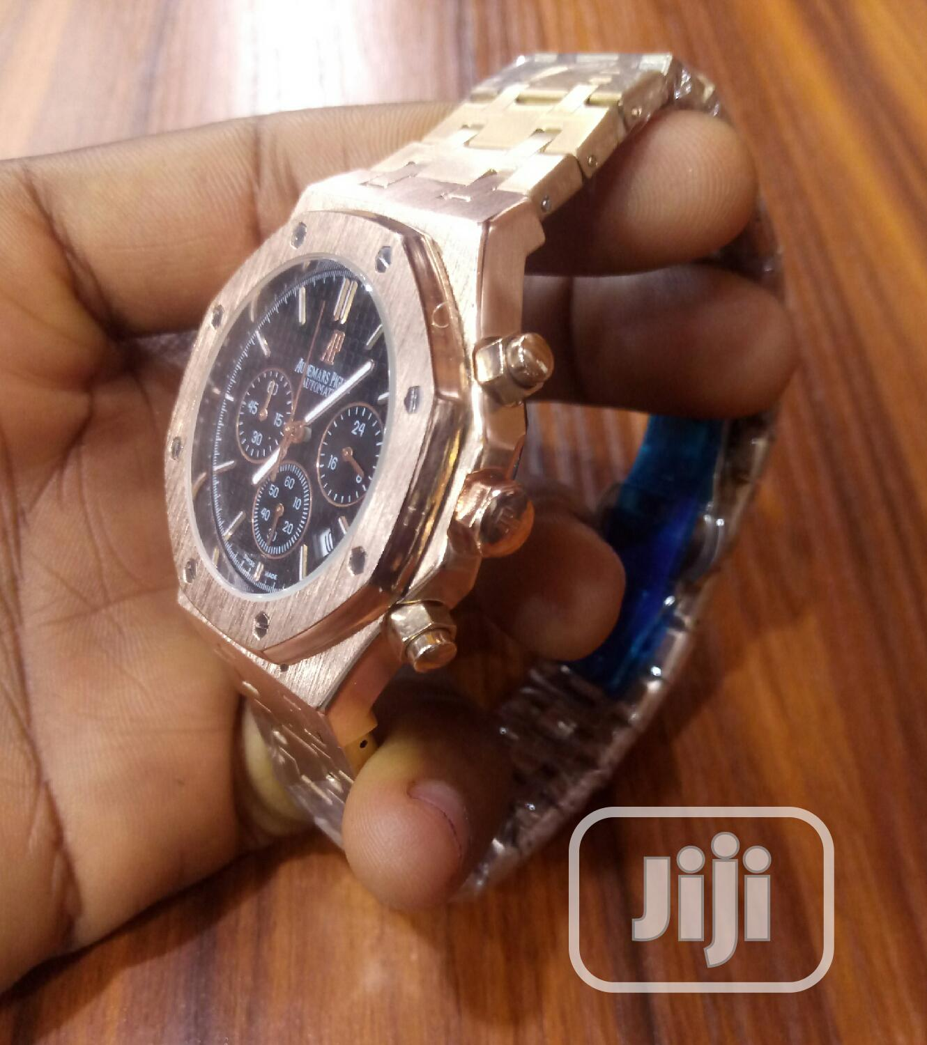 AUDEMARS Piguet Royal Oak Stainless Steel Chain Watch | Watches for sale in Isolo, Lagos State, Nigeria
