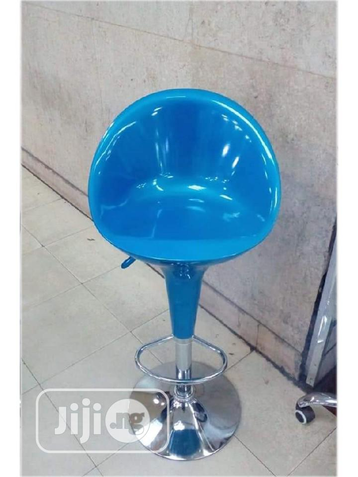 Lovely Barstool Blue