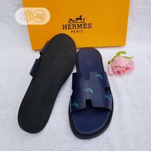 Original Hermes Black Slippers   Shoes for sale in Lagos State, Lagos Island (Eko)