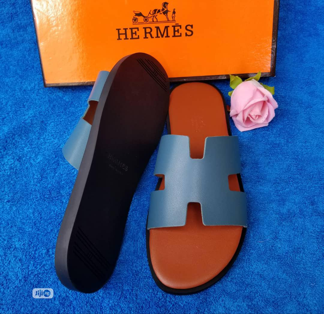 Hermes Slippers | Shoes for sale in Lagos Island, Lagos State, Nigeria