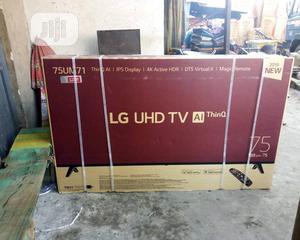 "Brand New LG(75""-UM71)4K,Magic Remote,Smart,UHD,FULL HD TV | TV & DVD Equipment for sale in Lagos State, Ojo"