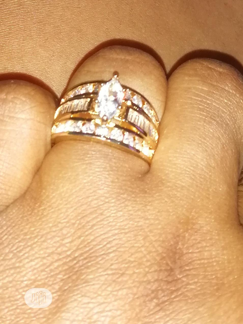 Archive: Bridal/Engagement Rings (Size 8)