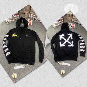 Original Off White Burberry Hoodies Available | Clothing for sale in Lagos State, Surulere