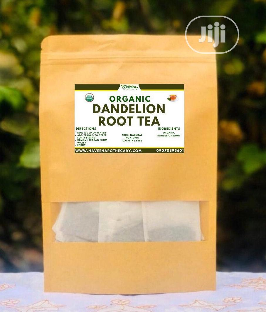 Archive: Organic Dandelion Root Tea [30 Teabags]