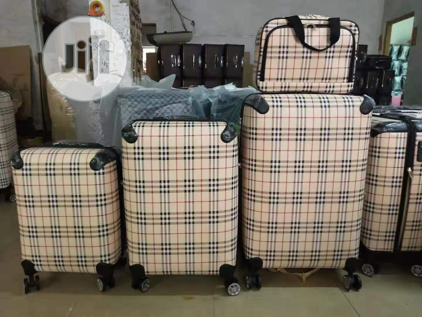 Set Of 4 Traveling Bags