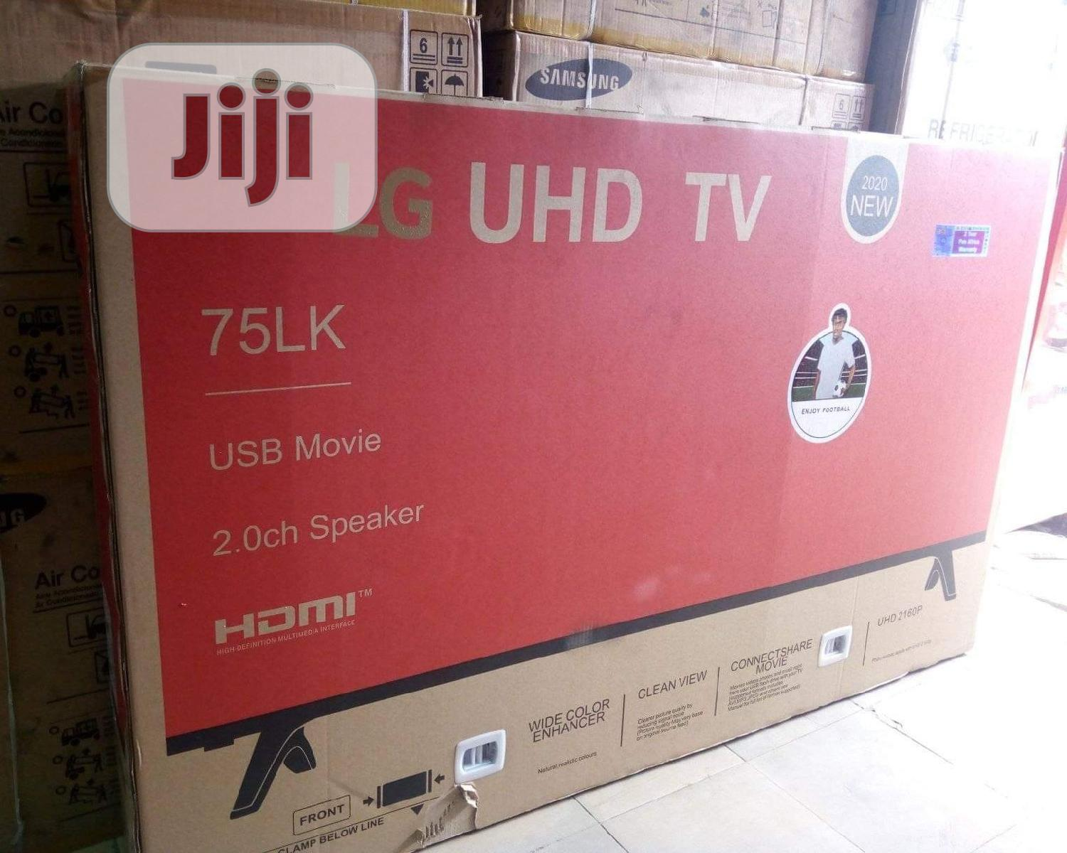 """Brand New LG 75"""" Android Smart 4K Wi-fi Television Full HD"""