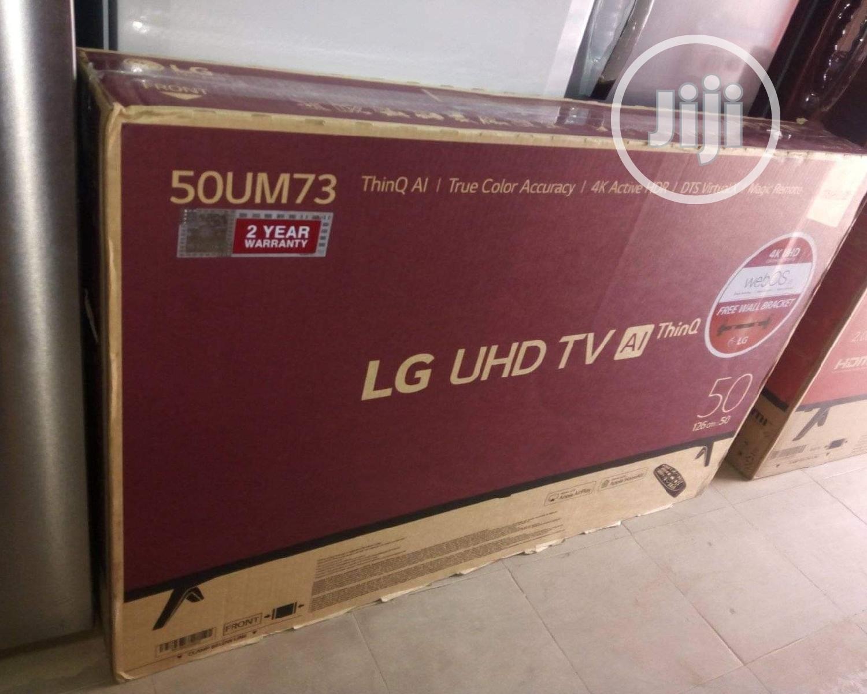 "New LG Korea(50""UM7340)4K,Magic,Remote,UHD,TV,Full HD,Smart"