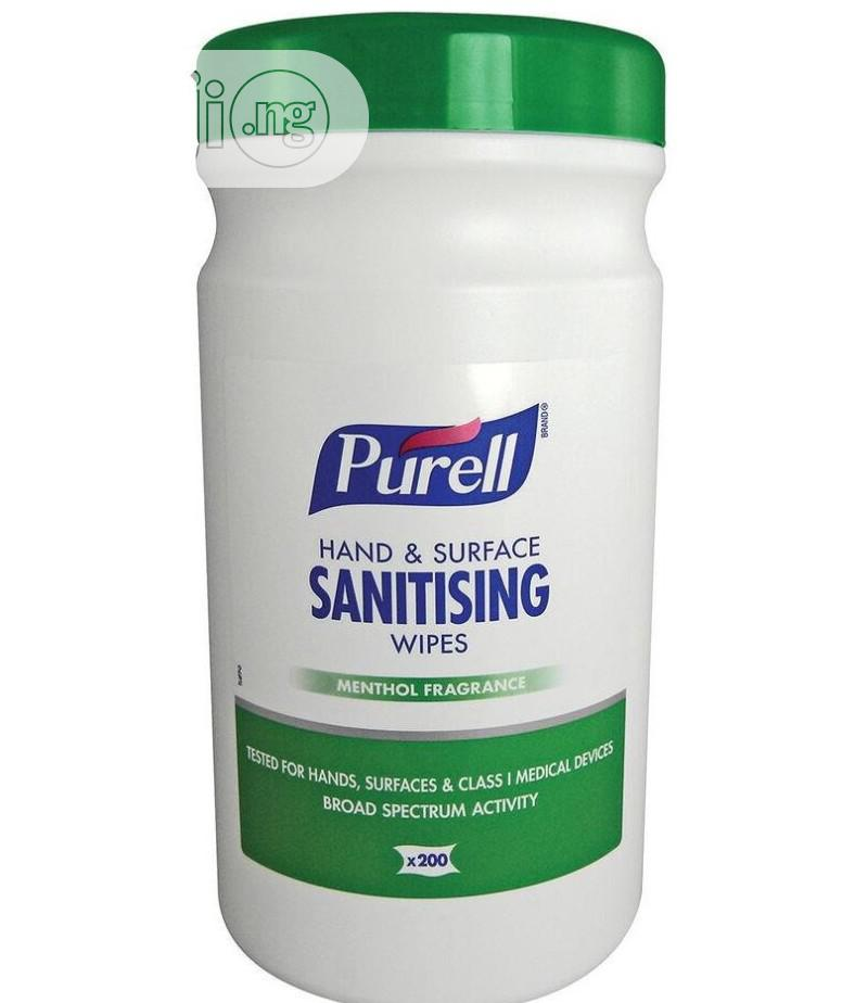 Archive: Purell Hand And Surface Sanitizing Wipes