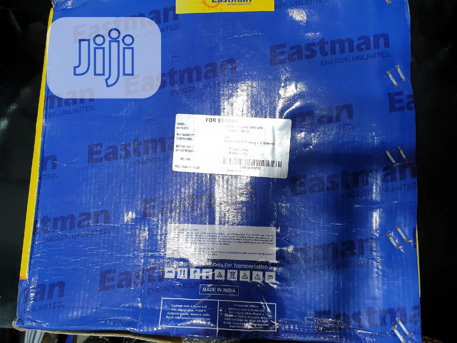 2kva 24v Eastman Inverter | Solar Energy for sale in Amuwo-Odofin, Lagos State, Nigeria