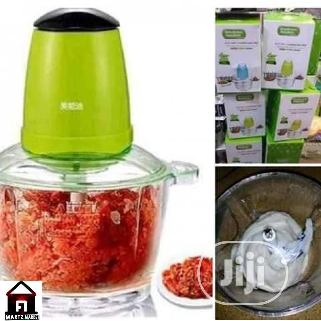 Electric Yam Pounder Food Processor