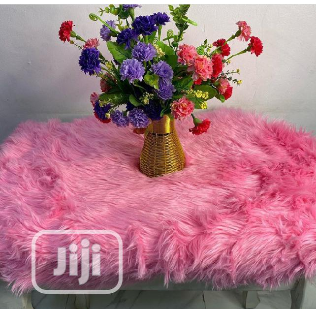 Archive: Fashionable Fur Rugs