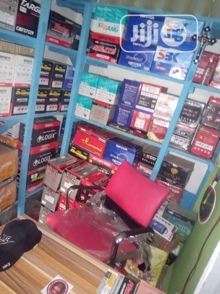 Original Car Batteries | Vehicle Parts & Accessories for sale in Surulere, Lagos State, Nigeria