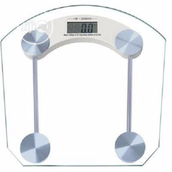 Personal Digital Weighing Scale