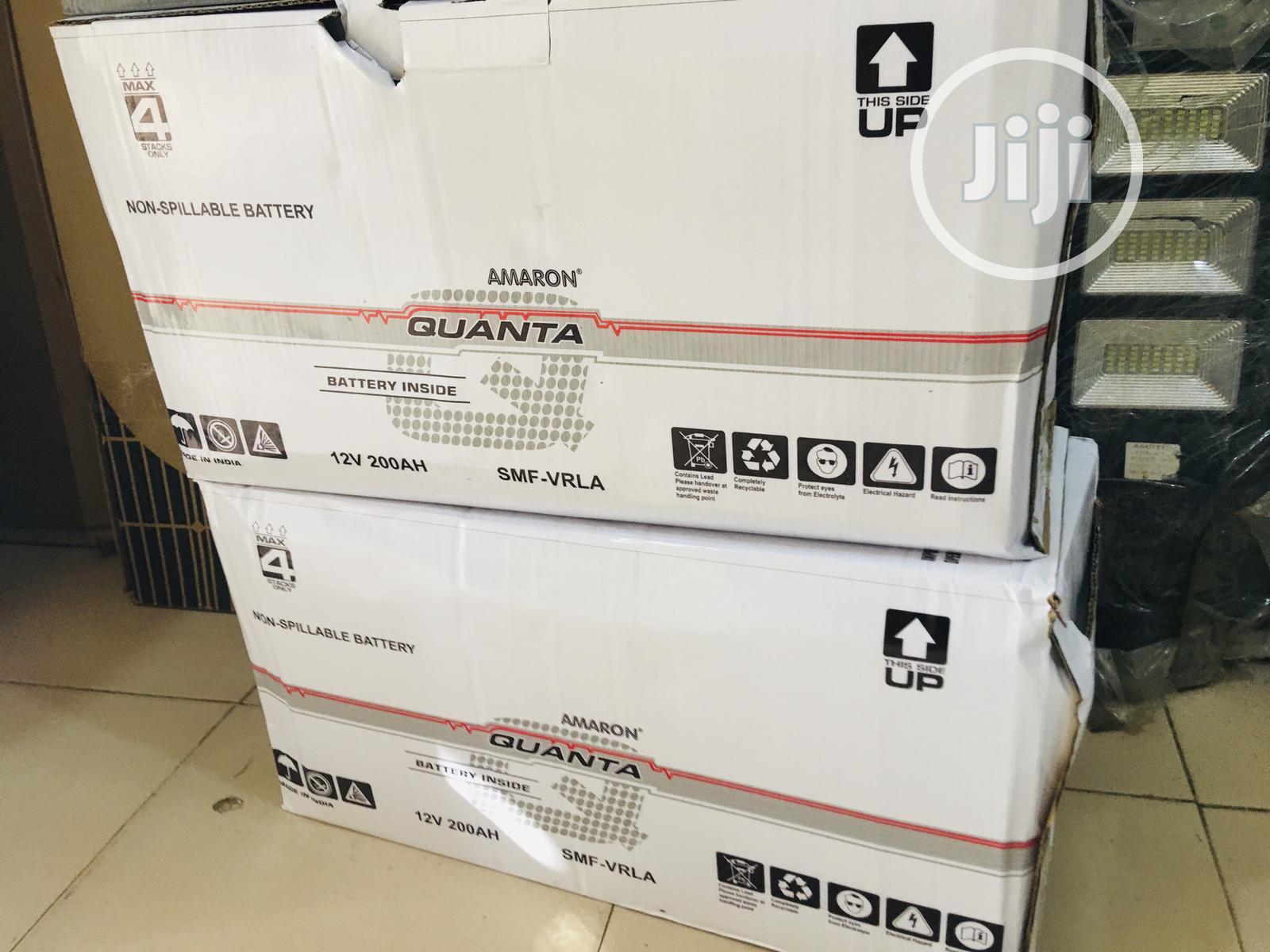 200ah 12v Quanta Battery