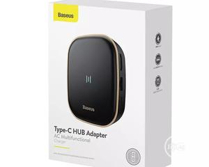 Baseus 6 In 1 USB C HUB Type C To Multi HDMI RJ45 USB 3.0   Computer Accessories  for sale in Lagos State, Ikeja