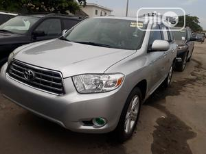 Toyota Highlander 2010 Limited Silver   Cars for sale in Lagos State, Apapa