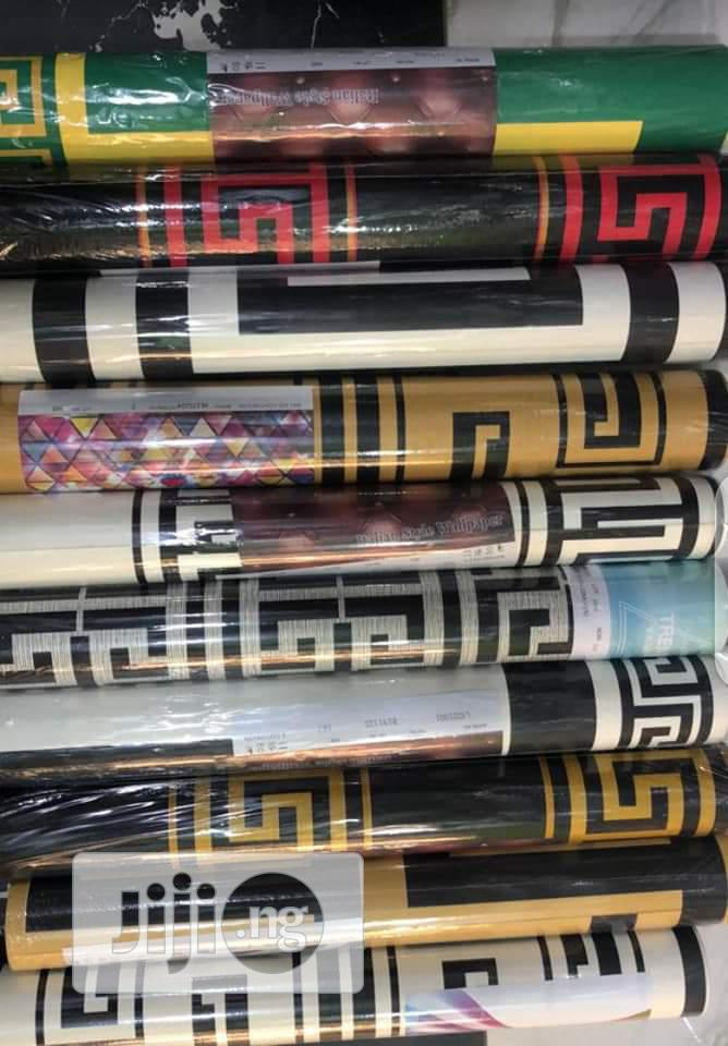 Quality Wall Paper   Home Accessories for sale in Orile, Lagos State, Nigeria