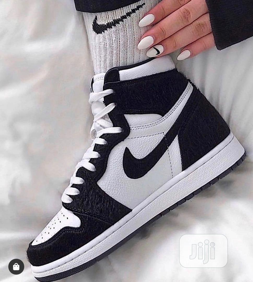 Nike Air High Top Sneakers in Victoria