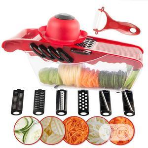 6-in-1 Kitchen Manual Slicer   Kitchen & Dining for sale in Lagos State, Ikorodu