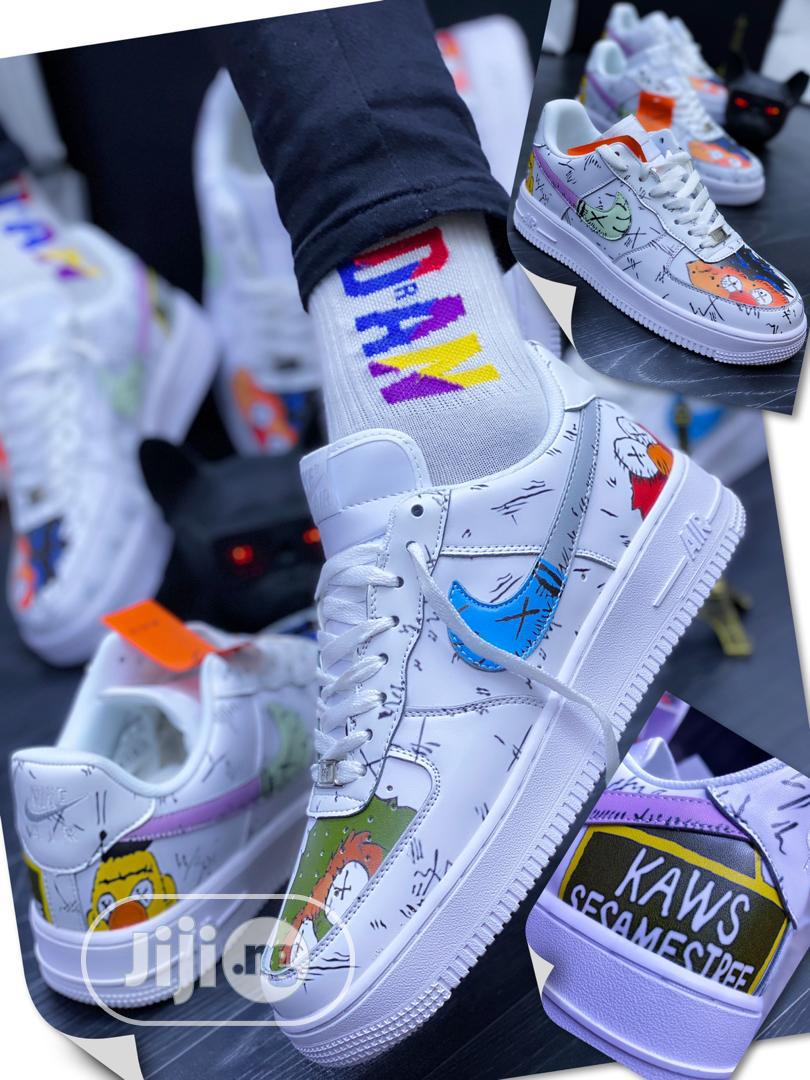 Archive: Nike Art Design Sneaker