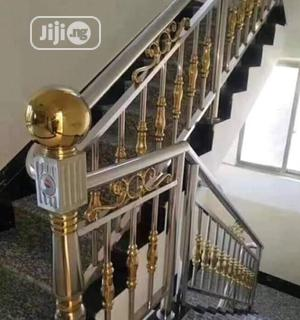 Stainless Handrail   Building Materials for sale in Lagos State, Ojo