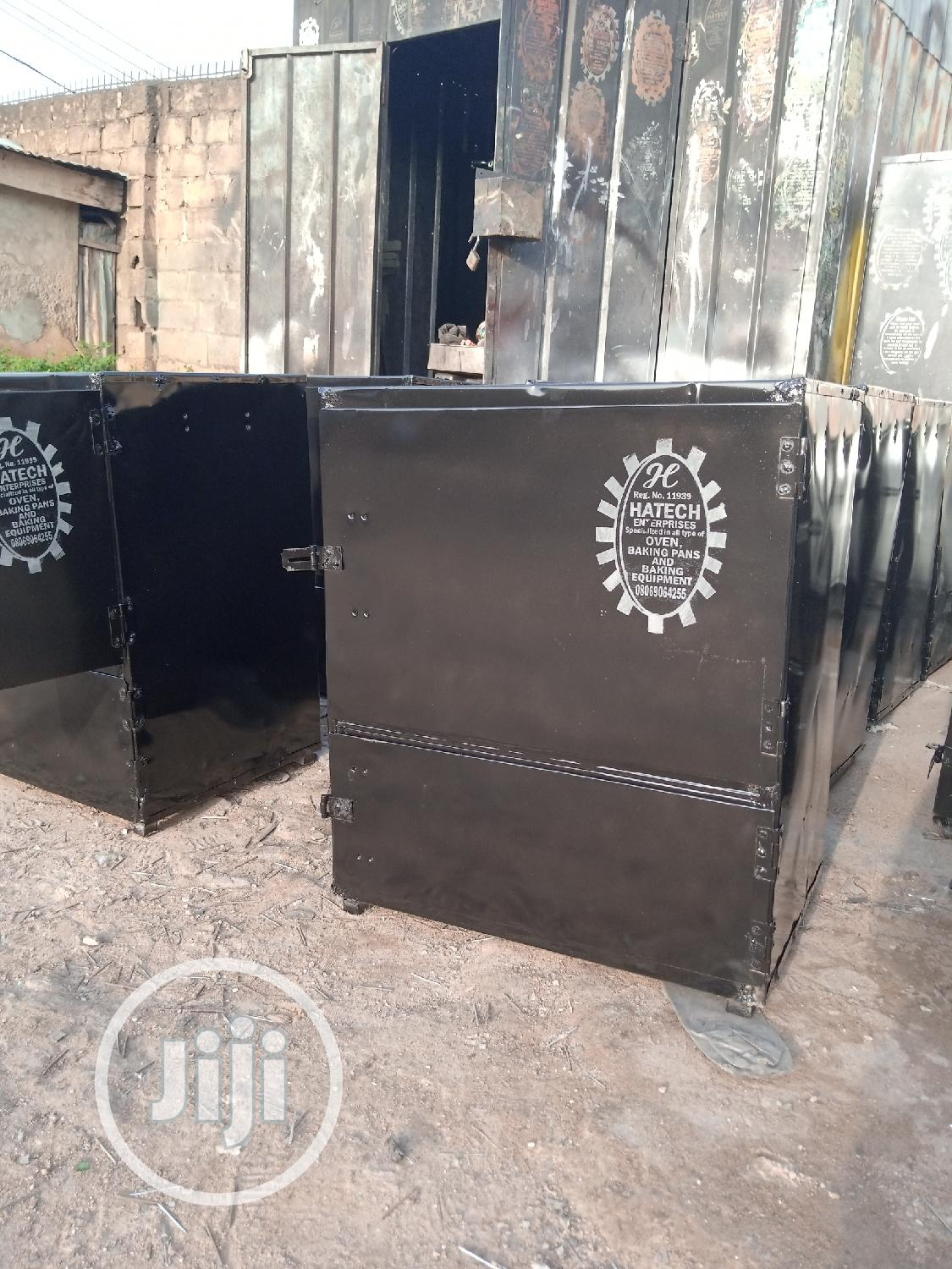 Easytech Charcoal And Gas Oven Enterprises   Industrial Ovens for sale in Offa, Kwara State, Nigeria