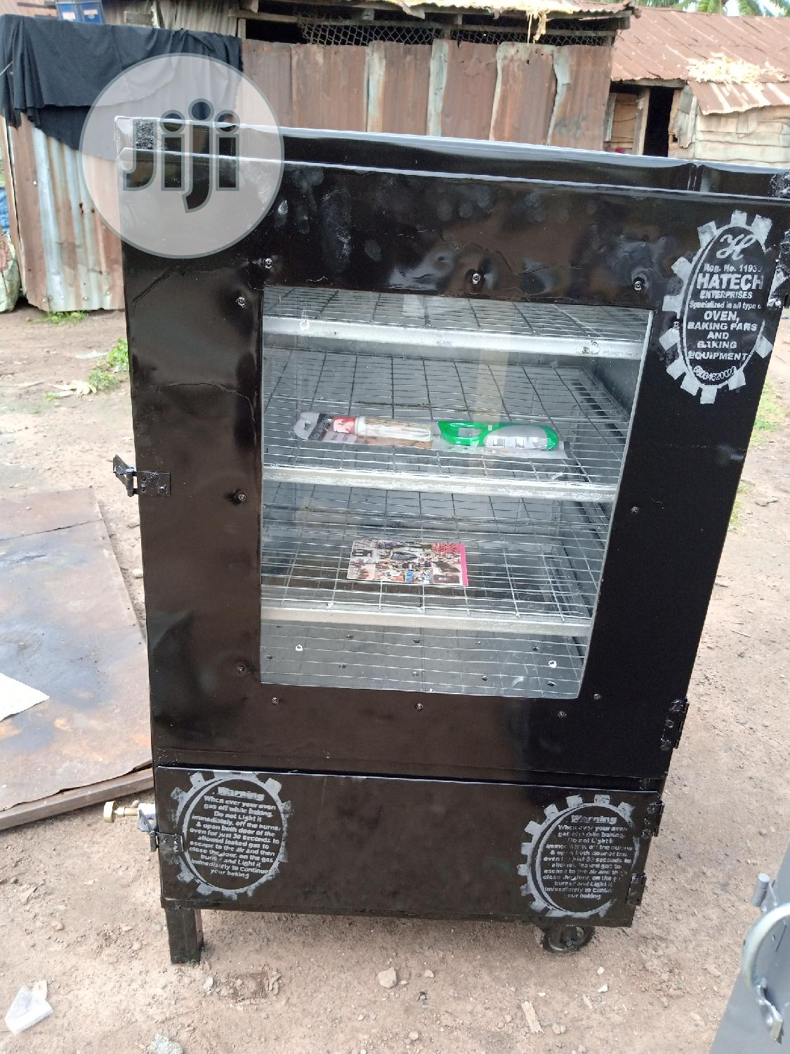 Easytech Charcoal And Gas Oven Enterprises | Industrial Ovens for sale in Ife, Osun State, Nigeria