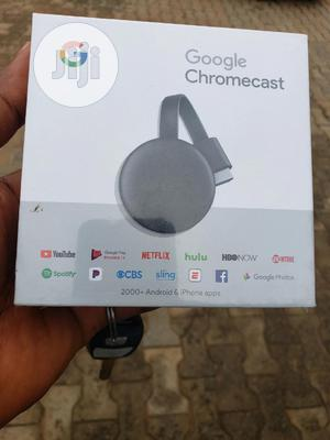 Google Chromecast Compatible With Netflix,Youtube, Hulu,   Accessories & Supplies for Electronics for sale in Lagos State, Ikeja